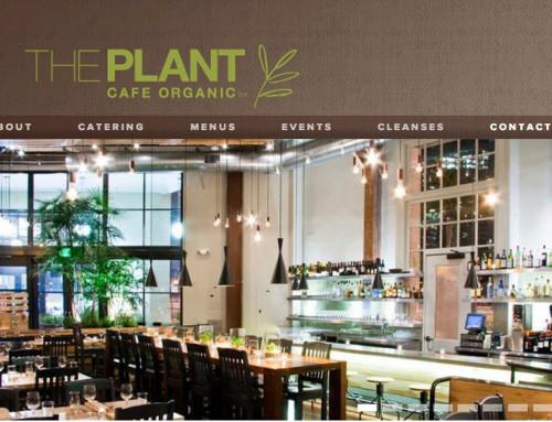 The Plant – An Organic Restaurant